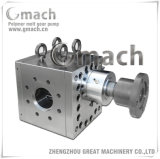 Extrusion Melt Pump Melt Gear Pump for Plastic Sheet Extruder