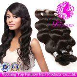 Body Hair Wave Weft 7A Grade 100% Virgin Unprocessed Peruvian Remy Human Hair Extension