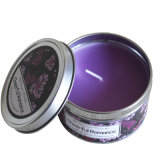 High-Quality Scented Candle Tin Box