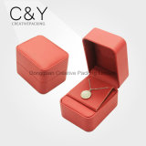 Luxury PU Leather Pendant Gift Box Manufacturer
