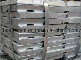 99.99% Pure Zinc Ingots for Electroplating