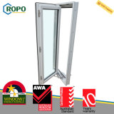 UPVC Hand Crank Casement Window Made in China
