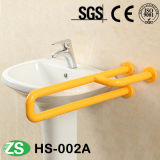 Sale Well Stable Handle Washbasin Plastic Hinged Grab Bar