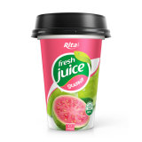 330ml PP Cup Guava Fresh Juice
