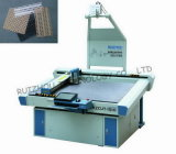 Dieless CNC Leather Cutting Machine with Oscillating Tool