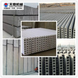 Light Weight Hollow Core Gypsum Wall Panels