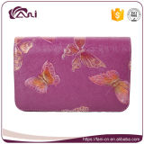 Fani Butterfly Printed Fancy Wallets for Women, Fashion Lady Purse for Coins