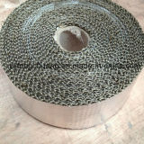 Lava Thermal Insulation Basalt Fiber Tape with Aluminium