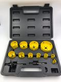 14PCS M42 Bi-Metal Hole Saw Kit with Blow Box