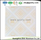 Elegant Appearance Fireproof Building material Aluminum Panel Ceiling with ISO9001
