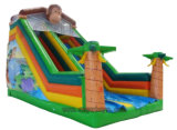 Monkey Standard Slide Bouncy Slide Inflatable Slide