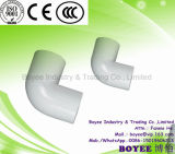 PVC Elbow PVC Electrical Cable Conduit Fittings / PVC Pipe Fitting