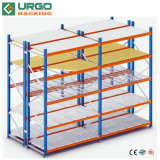 Factory Steel Storage Medium Duty Racking with Wire Decking