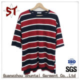 Top High Stripes Simple T-Shirt for Men