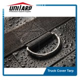 Premium PVC Truck Tarpaulin with Nylon Webbing and Solid Brass Grommets