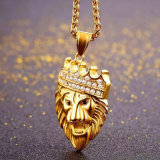 Fashion Jewellery Stainless Steel Animal Men's Necklace Jewelry
