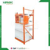Warehosue Heavy Duty Supermarket Hardware Store Combined Integrated Shelving Rack