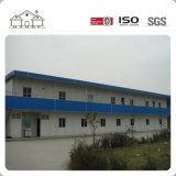 Long Lifetime Building Fast Assembly and Disassembly Light Steel Prefab House