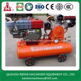 22HP W3.5/5 Diesel Portable Mining Air Compressor for Rock Drilling