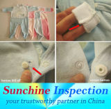 Baby and Children Wear Quality Control Inspection in China / Product QC Inspection and Tests