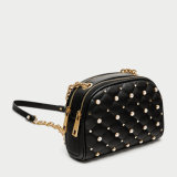 Lady Bag Small Fashion Fancy Lady Bag with Pearl Decoration