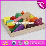 New Design Children Pretend Play Cutting Wooden Toy Food W10b173