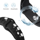 Waterproof Silicone Rubber Watch Band Strap