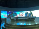 P2.5 2K 4K Full Color SMD 3in1 Indoor Front Maintence Curve LED Screen Advertising Display LED Display for TV Station Office and Studio P2 P3 P4