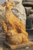 Animal Statue/Animal Sculpture/Stone Carving (BJ-FEIXIANG-0039)