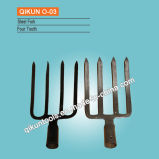 O-03 4t Drop Forged Steel Farm Fork