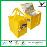 Custom 6 Pack Non Woven Insulated Thermal Lunch Cooler Bag Wholesale