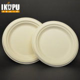 Biodegradable Bagasse Sugarcane Pulp Plate
