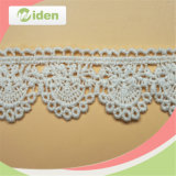Embroidery Water Soluble Lace for Ladies Dress