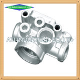 Competitive Price Aluminum Die Casting with Anodizing Parts Zinc Casting Manufacturer in China