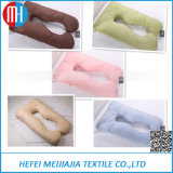 Removed U-Shape 100% Polyester Maternity Polyeter Adult Cushion Pregnant Pillow