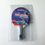 Blister Pack Table Tennis Bat with Logo