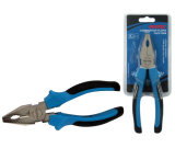 Fixtec Hand Tool Hardware 8 Inch Combination Pliers Cutting Tool
