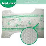 Premium Diapers with Large Grip Tabs, Wetness Indicator and Triple Protection