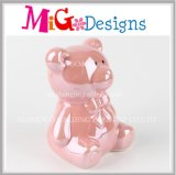 Hot Design Gift Ideas Decor Teddy Bear Ceramic Money Bank