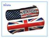 Big Size Pencil Case, Flag Design Stationery Bag