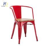 Best Price Wholesale Galvanized Dining Cafe Restaurant Bistro Iron Metal Dining Chair