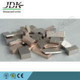 1000mm Grooved Diamond Segment for Granite Cutting Stone Layer