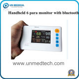 Handheld Portable Zigbee Patient Monitor with Bluetooth