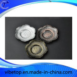 New Products China Metal Tea Cup Saucer