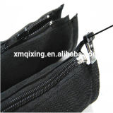 Zipper Sleeve Cable Wrap with Cable Tie Fastener
