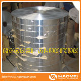 interior door with aluminium strips 1050, 1060, 1100, 3003, 3004, 3105, 5052, 8011