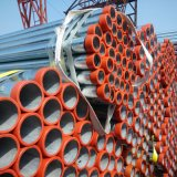 6 Inch BS1387 Hot DIP Galvanized Steel Pipe