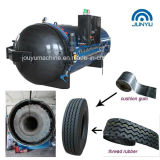 Fully Automatic Truck Tire Repair Machine for Retreading Business