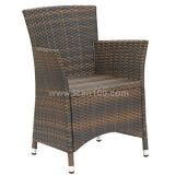 Outdoor PE Wicker Dining Armchair (RC-06023)