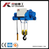 High Quality Wrie Rope Hoist with Motor Driving